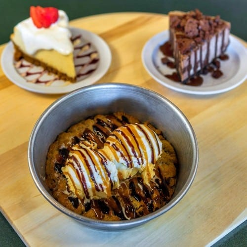 Desserts | Mesa Pizzeria | Pizza, Salads, Pasta & Sandwiches | The Original Nello's Pizza