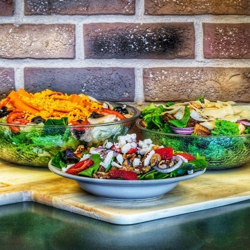Salads | Mesa Pizzeria | Pizza, Salads, Pasta & Sandwiches | The Original Nello's Pizza